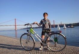 """""""Steirerbike"""" in Lissabon oder San Franzisko?"""