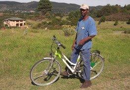 Steirerbike erobert Afrika